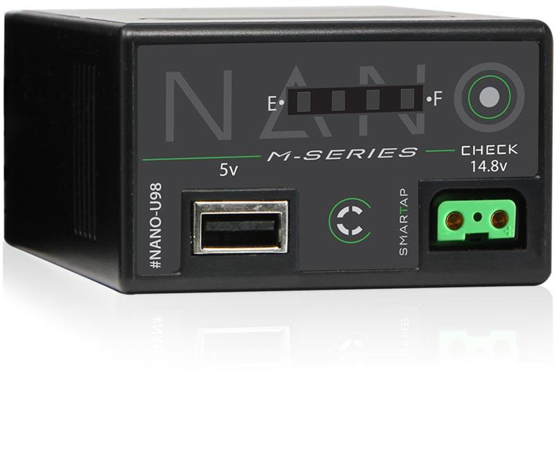 Powering a Sony FS7 - Core SWX