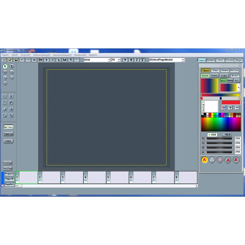 Datavideo CG-250