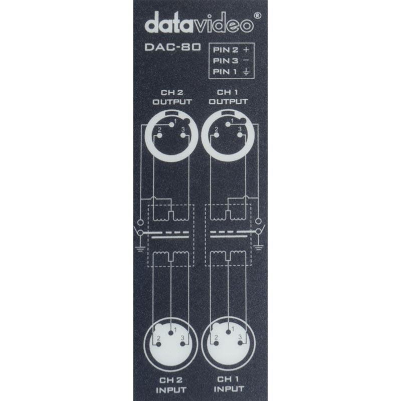 Datavideo DAC-80