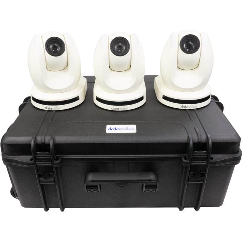 Datavideo PTC-150TLW - 3 Camera Kit