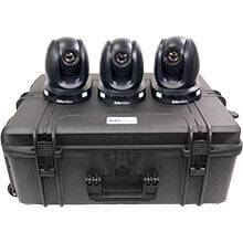 Datavideo PTC-140TH - 3 Camera Kit