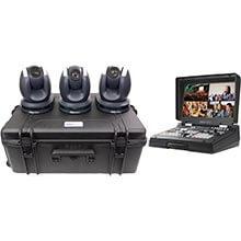 Datavideo PTC-150TL - 3 Camera Kit with HS-1600T