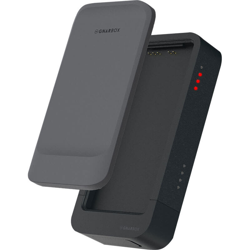 GNARBOX 2.0 Dual Battery Charger