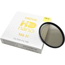 HOYA 49mm HD nano II PL-CIR
