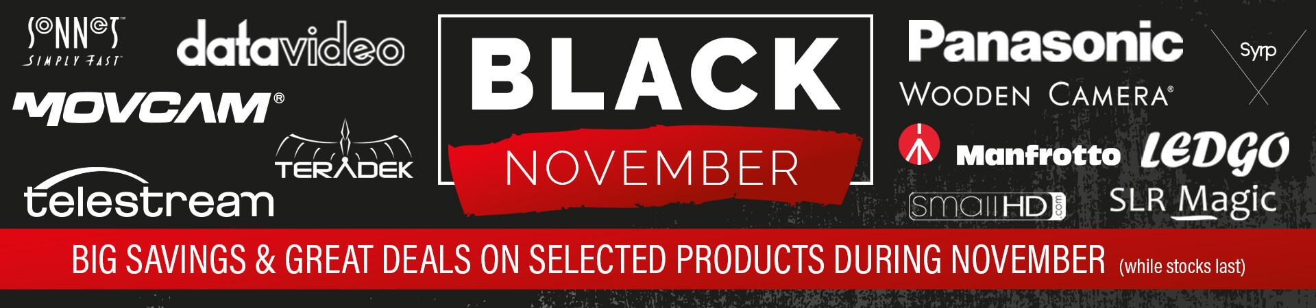 Black November - Launch 3