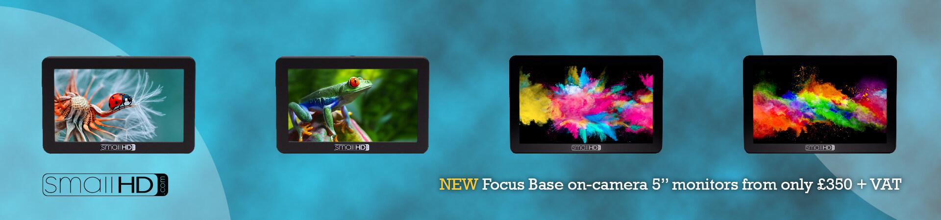 SmallHD Focus Base Models