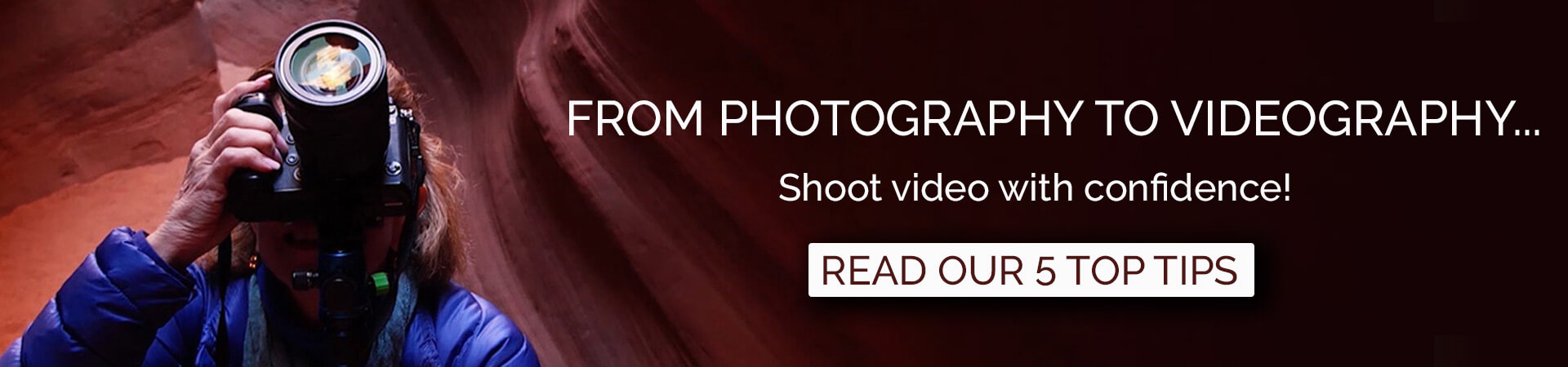 Video for Photographers