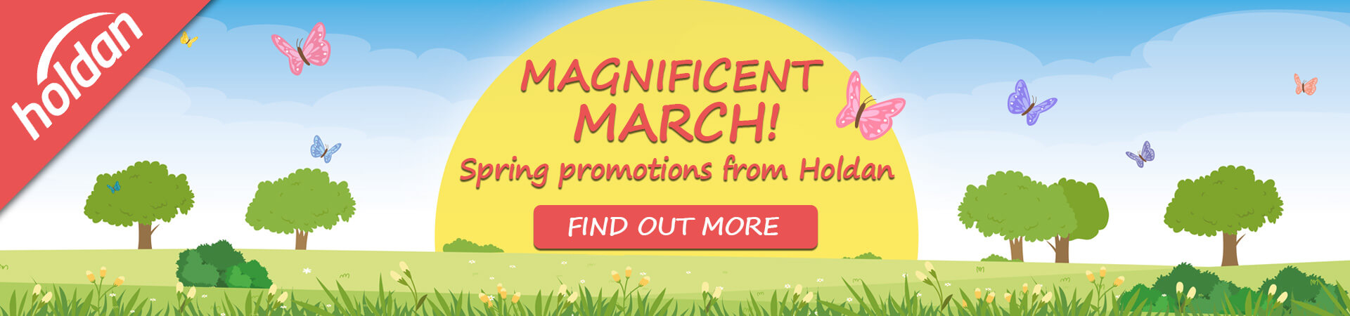 Magnificent March Offers