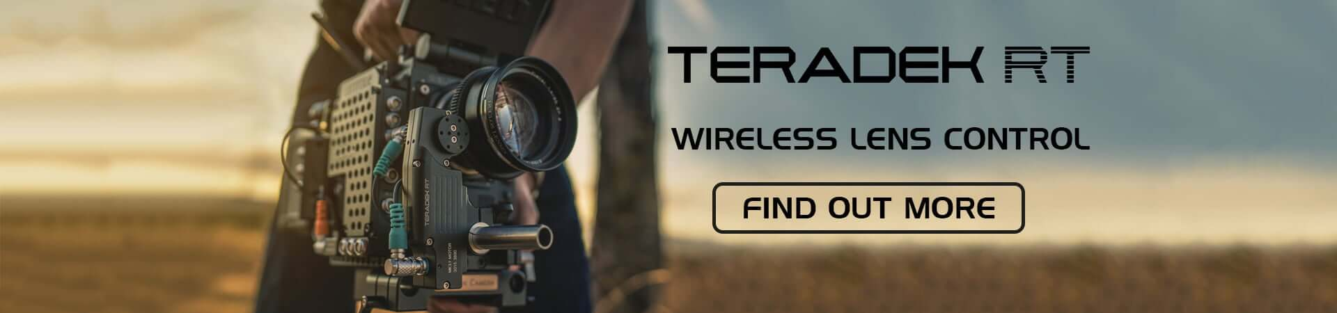 Teradek-RT Wireless Lens Control