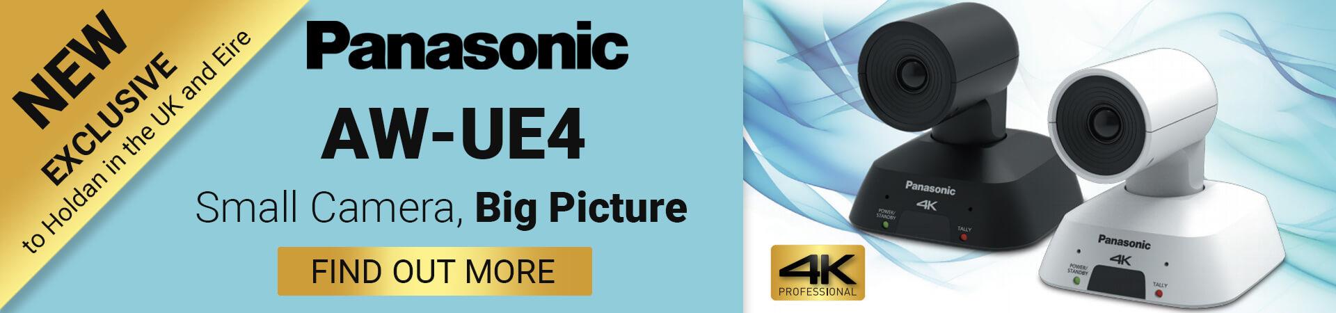 Panasonic UE4