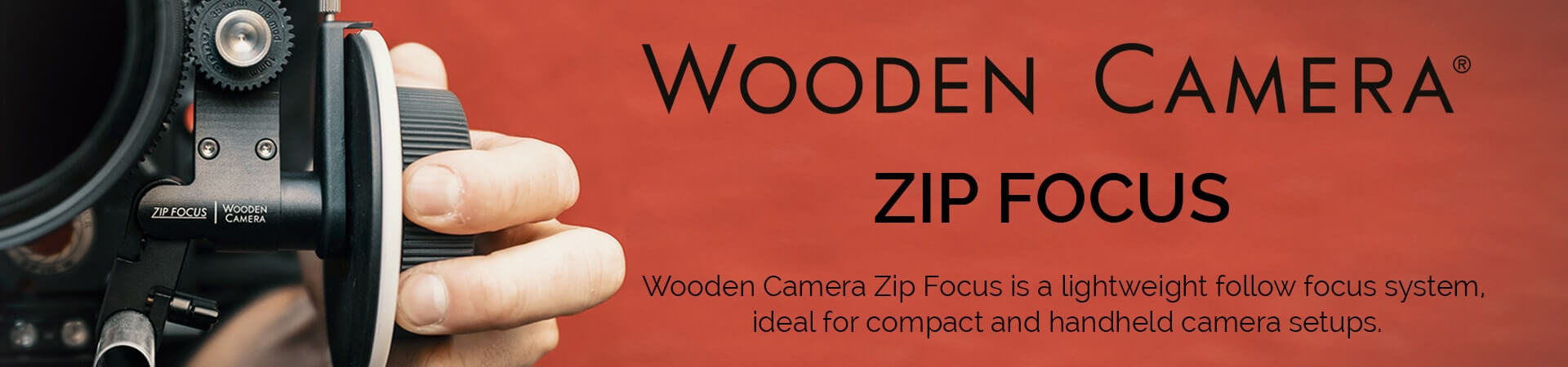 Wooden Camera Zip Focus