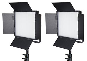 LED lights the way for ITV Cameraman