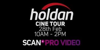 Holdan Cine Tour with Scan Pro