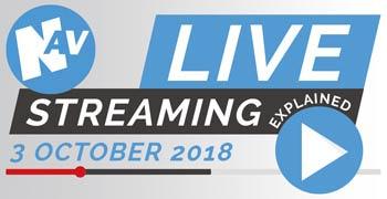NAV Live Streaming Explained