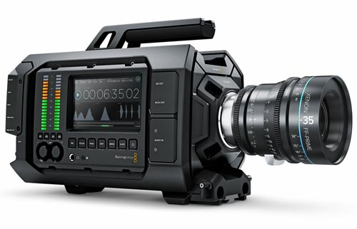 Blackmagic Design Camera Comparison