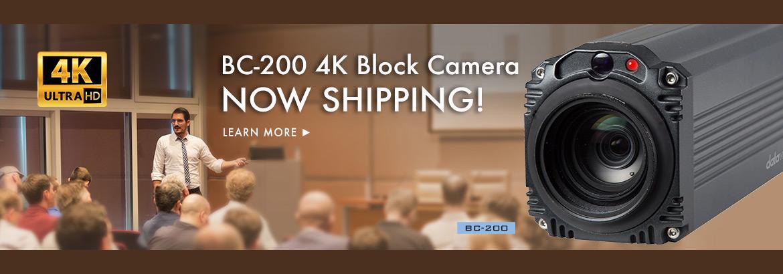Datavideo 4K Camera Solutions