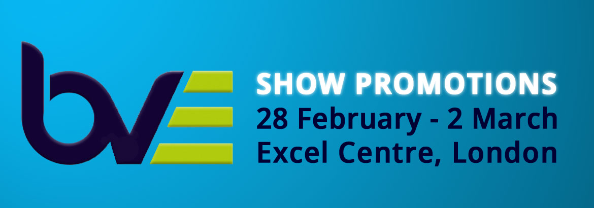 BVE 2017 - Excel Centre, London
