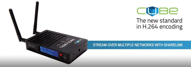 Cube 600 series HD encoders