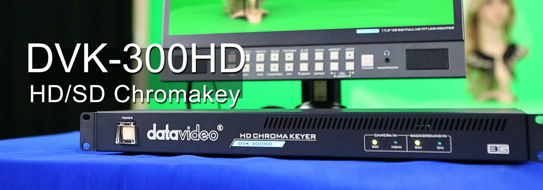 Class leading live HD chromakey