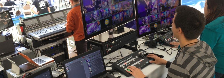 Datavideo SE-1200MU 6 Input Rackmount HD Mixer