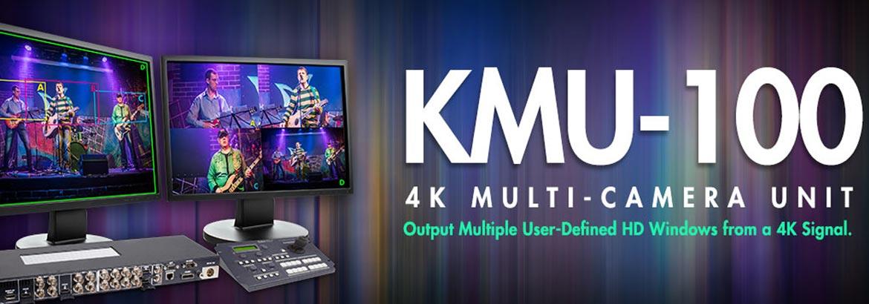 Multi-window 4K Processor
