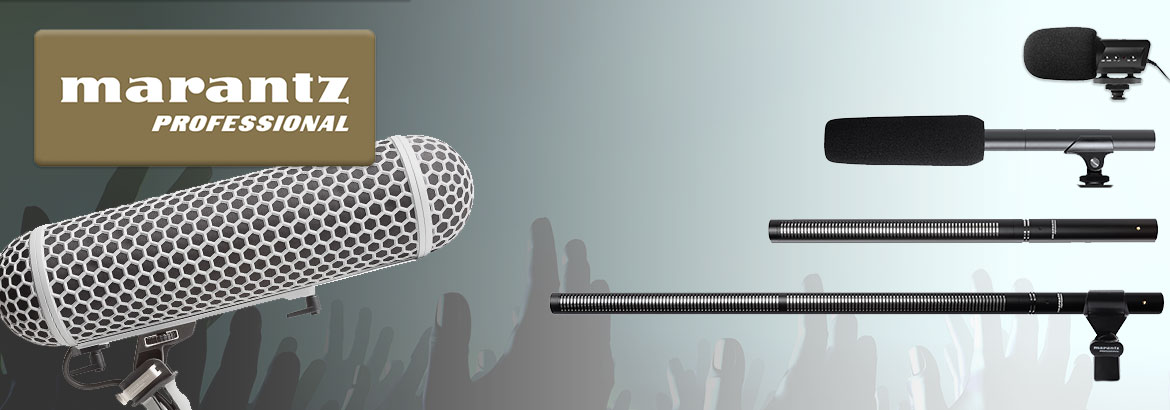 NEW Professional Microphone Series