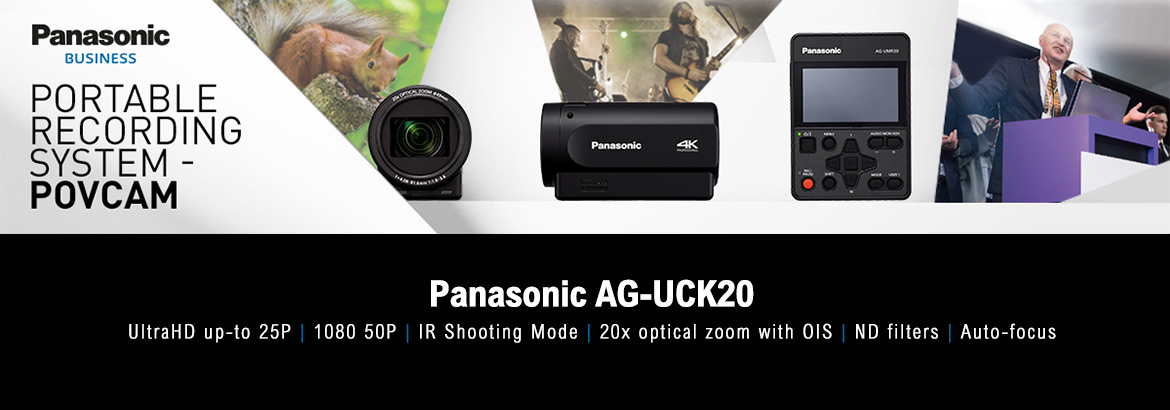 Compact 4K Camera System
