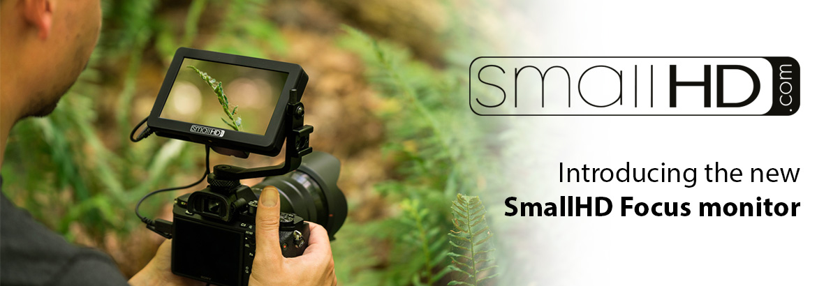 SmallHD's new daylight viewable 5
