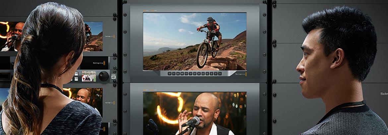 HD and 4K monitors