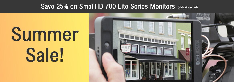SmallHD 700 Lite Series