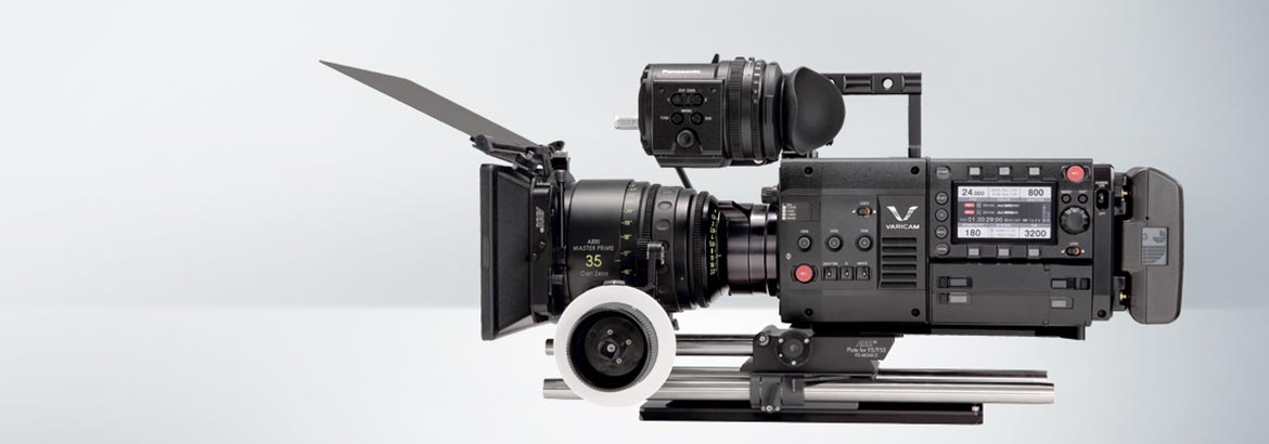 Varicam 35: Dual Native ISO Camera