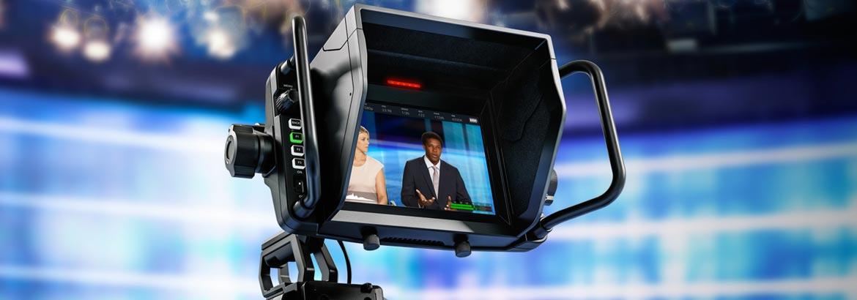 Convert the URSA Mini into a Studio Camera