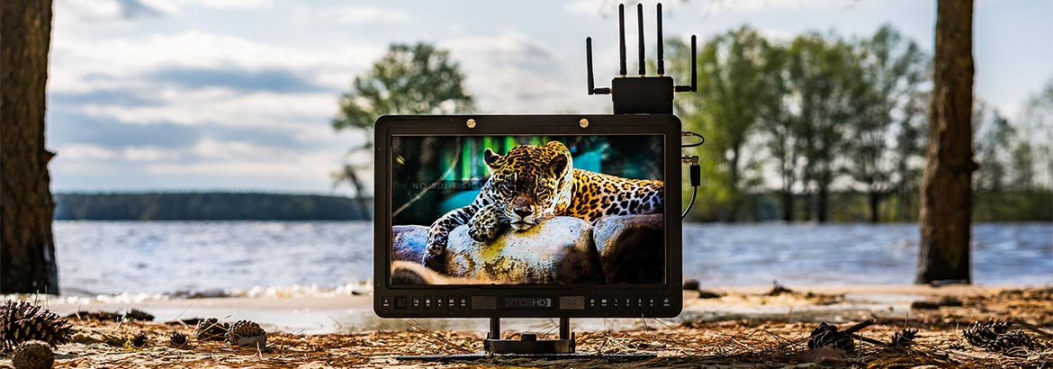 SmallHD HDR Production Monitors
