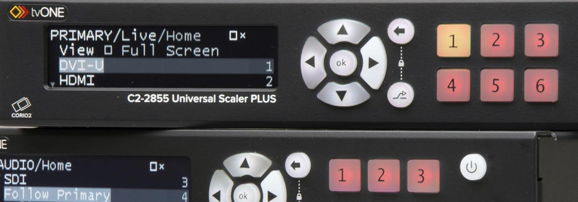 tvONE C2-2855 Universal Video Scaler