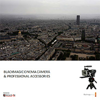 Blackmagic Design - Cinema Camera Brochure