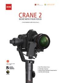 Zhiyun Tech Crane 2 Leaflet