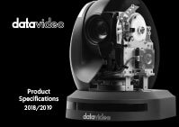 Datavideo Range Product Specifications