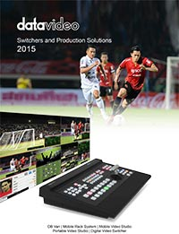 Datavideo Switcher and Production Solutions