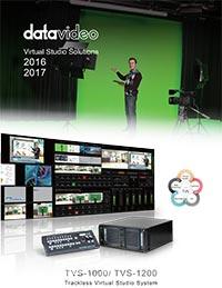 Datavideo Virtual Studio Solutions 2016 - 2017