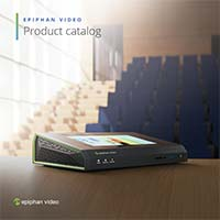 Epiphan Video Product Catalogue
