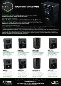 CORE SWX Helix & Hypercore Brochure