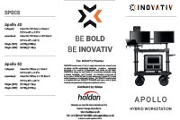 INOVATIV Apollo Trifold Leaflet