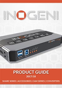 Inogeni Product Guide