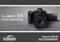 LUMIX S5 Moving Images Forward