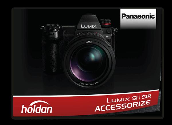 Panasonic S1 / S1R - Accessorize