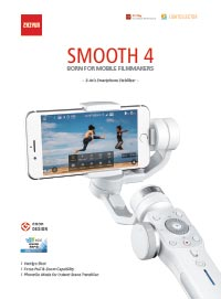 Zhiyun Tech Smooth 4 Leaflet