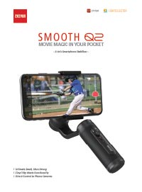 Zhiyun Tech Smooth Q2 Leaflet