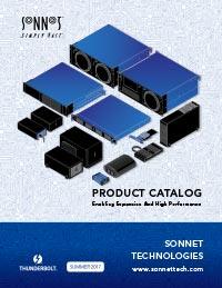 Sonnet Brochure - Summer 2017