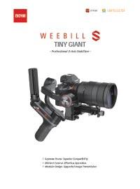 Zhiyun Tech Weebill-S Leaflet
