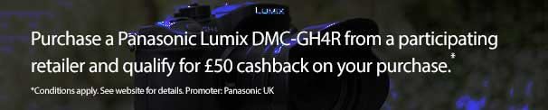 Offer - Panasonic DMC-GH4R